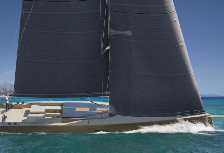 Eco-friendly 68 Café Racer launched by Baltic Yachts