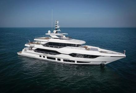 Gulf Craft showcases sea trials of Majesty 120