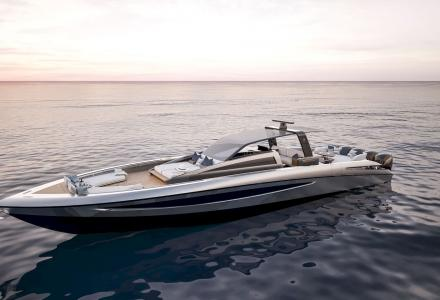 SFG Yacht Design unveiled new console boats F18 and F16