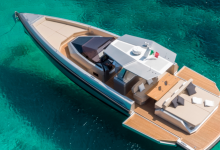 Wallytender introduces new Wally 48