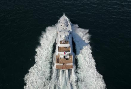 Yachting Developments introduces 34.3m sportfisher Al Duhail