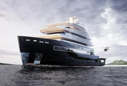 Iddes Yachts introduces 55m Expedition Superyacht Concept