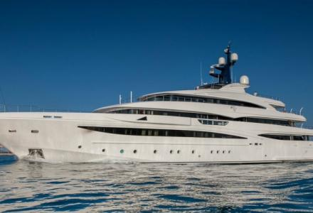 74m CRN Motor Yacht Odyssey II sold and renamed Lady Jorgia