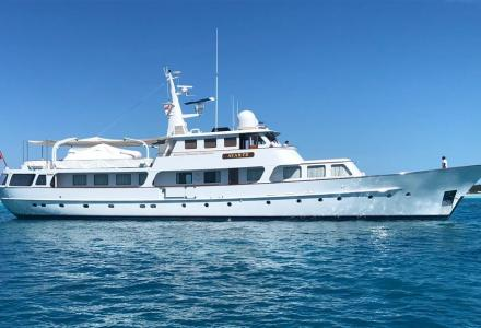 37m classic Feadship yacht Avante V sold