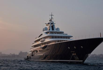 Tis: a palace onboard the 111m $300 million Lürssen superyacht