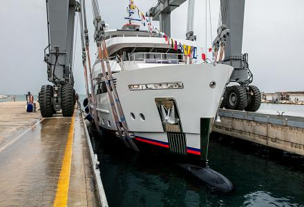 CdM launches 42m explorer Crowbridge