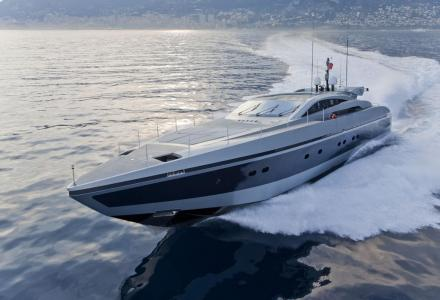 Baglietto 32m yacht High Roller found a new owner