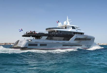 Bering Yachts has announced a new flagship Bering 145