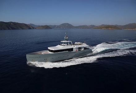 Sold: 35m Tansu motor yacht Only Now