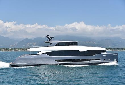 Gruppo Fipa launches 35m Maiora superyacht