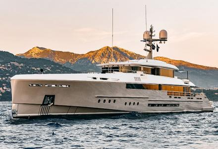 A new owner found for Rossinavi 50m yacht Endeavour 2