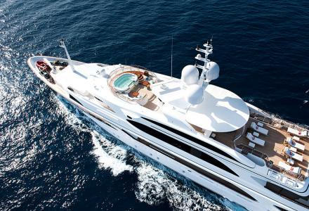 Sold: 59m Benetti superyacht Iman