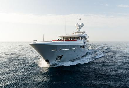 Grace, 52m Amels Limited Edition 171 yacht found a new owner