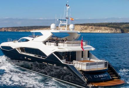 34.5m Sunseeker 115 Chimera - ready to veiw in Palma de Mallorca