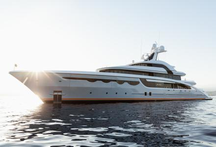 Soaring - the new 68-metre masterpiece by Abeking & Rasmussen
