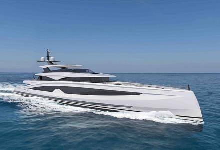 SPARTA by Heesen - the new 67-metre superyacht project