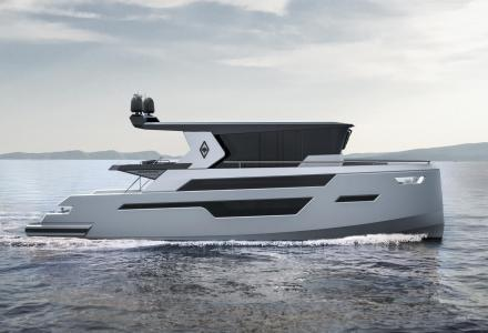 Alva Yachts announces Eco Cruiser 50: it is the first monohull electric Yacht