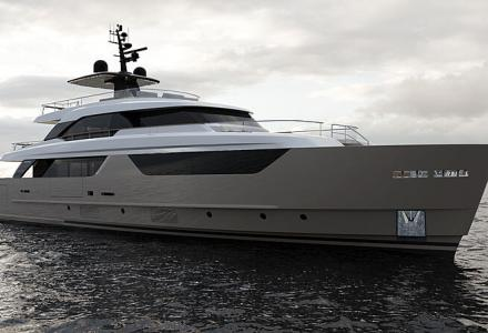 Sanlorenzo introduces brand new 36 metre SD118 Superyacht