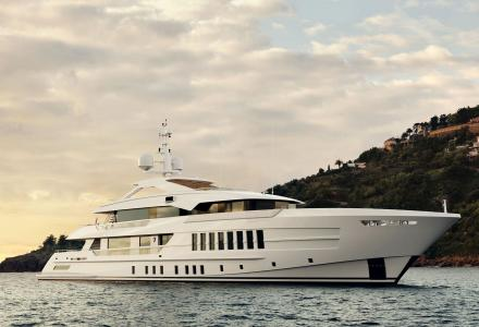 Heesen reveals new 55m superyacht Project Gemini