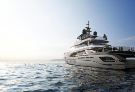 Pushing the boundaries: Azimut Grande Trideck