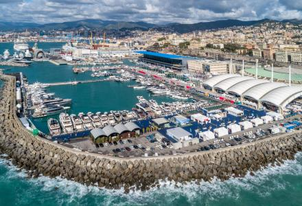 The 2021 Dates Have Been Announced for The Genoa Boat Show