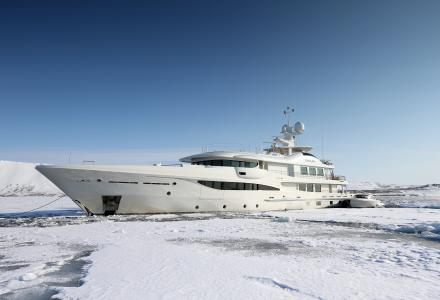 Amels' Limited Edition 180 Superyacht Kamalaya Sold for Second Time