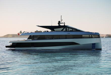 Wally Has Unveiled the 27m WHY200