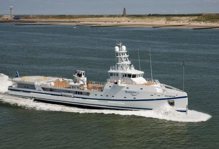The Garçon Support Yacht Has Been Sold