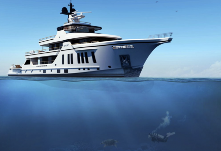 Vittoria Yachts Is Starting Construction on Yacht Bow Sprit