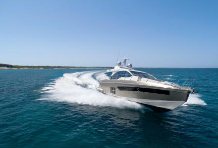 Azimut S6 Wins the Title of Best Sportscruiser Over 40 Feet