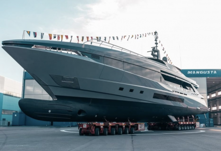 The New Mangusta GranSport 45 Has Been Launched