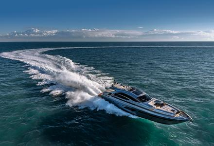 Pershing Wins the Custom Yachts Category of Motor Boat Awards 2021