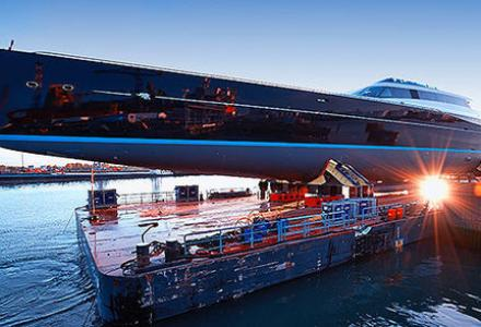 Oceanco and Vitters launch 85m sailing yacht