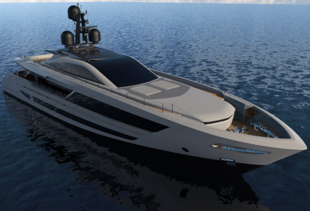 Baglietto Is Building the New Superfast 42