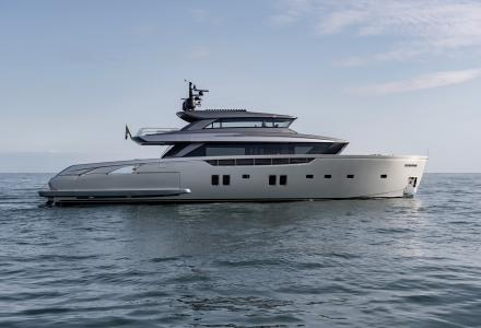 Sanlorenzo Yacht SX112 Has Been Sold