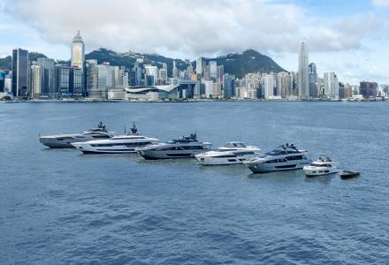 Ferretti Group Has Received Six Awards in Asia