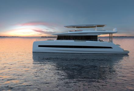 Silent-Yachts Has Sold Three Units of the New Flagship Silent 80 Tri-Deck