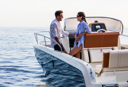 The Capoforte Collection by Invictus Yacht