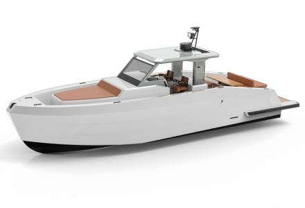 Mazu Yachts Announces a Modified Version of Its 42 Walk-Around (WA) Model