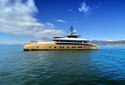 Dynamiq's Stefania Begins Sea Trials