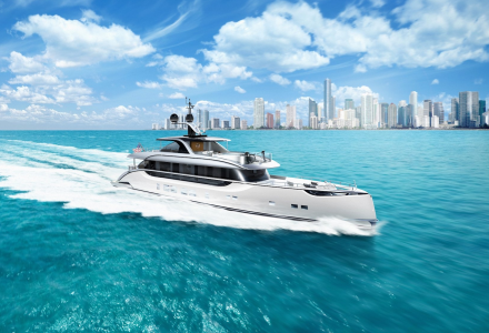 Dynamiq D4 39 to debut at the Monaco Yacht Show