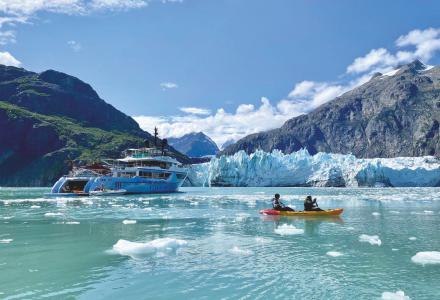 Alaska Adventure on Board the Sanlorenzo 500EXP