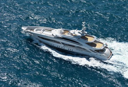 Denison Yachting Ranked as Number One in Superyacht Sales