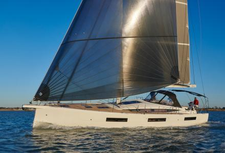 Jeanneau Yachts 60 Marks Briand's 120th Production Design