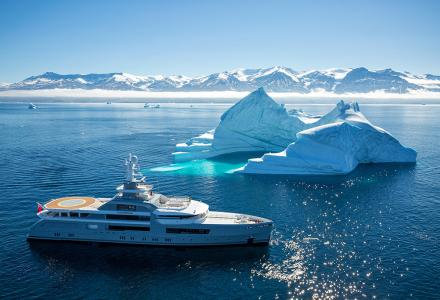Strategic Alliance Between EYOS and Nansen Polar Expeditions