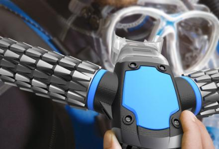 The future of scuba diving?