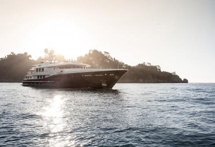 The 55m Amels Superyacht Revelry Is Now Available for Charter by Northrop & Johnson