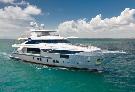 Camper and Nicholsons Has Sold the 38m Yacht Lejos 3