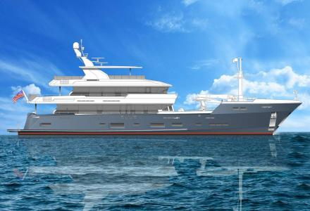 Chinese Cheoy Lee's the New Line of Tradition and Explorer Yachts