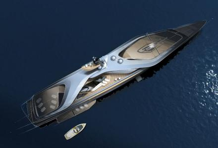 Oceanco Presents the New Superyacht Kairos
